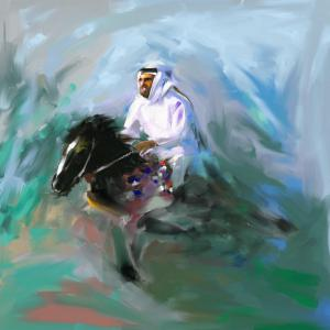 CATF And The Legend of Arabian Horse