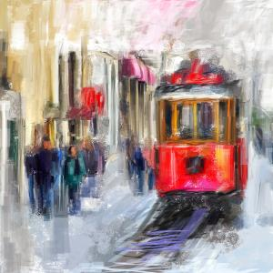 Istiklal Avenue- The Heart of Istanbul