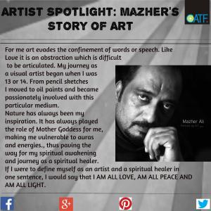 Mazhers Story Of Art